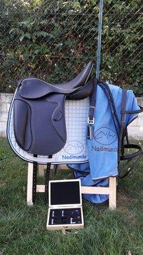 ausrüstung vom pferd